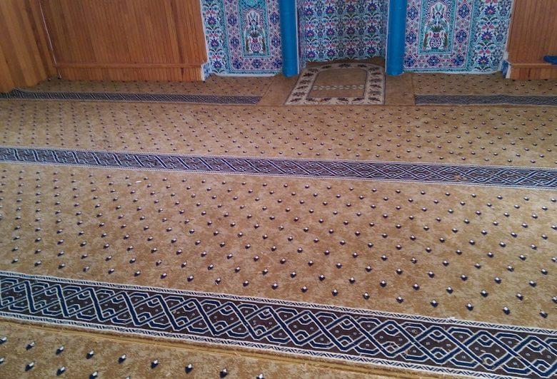 Yün Camii Halısı